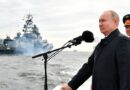Ο Πούτιν εκθειάζει τον ρωσικό στόλο που «είναι ικανός να καταστρέψει οποιονδήποτε στόχο»