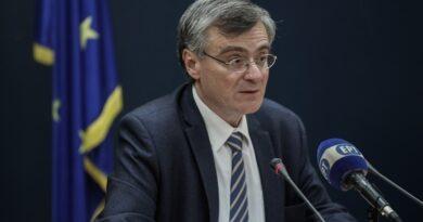 Έκτακτη ενημέρωση από τον Σωτήρη Τσιόδρα για το πρόγραμμα των εμβολιασμών